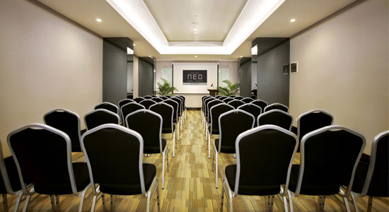 Cascade Meeting Room