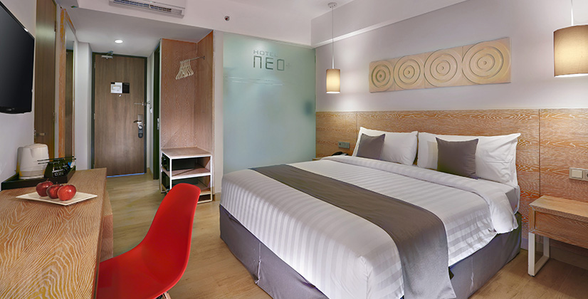Check Out Our Room Types